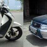 Đi xe máy hạng sang Honda SH vẫn là nghèo ?
