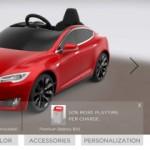 Siêu xe Tesla cho trẻ em giá rẻ chỉ khoảng 12 triệu đồng