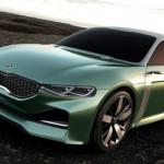 Kia phát triển xe sedan coupe nhằm cạnh tranh Audi A5, BMW 4-Series