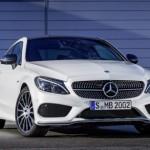 Đánh giá xe thể thao công suất lớn Mercedes C43 AMG 4MATIC