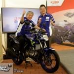 Yamaha Việt Nam tăng giá xe Yamaha YZF-R3, NM-X và FZ150i