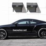 Ra mắt siêu xe độc hiếm Bentley Black Speed giá đắt gấp đôi xe cơ bản
