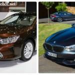 Hỏi BMW 5 series có phải đối thủ cạnh tranh của Toyota Camry ?