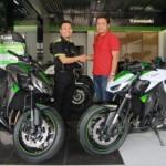 Hãng Kawasaki Việt Nam đổi xe mới hoàn toàn cho khách khi bị lỗi