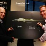 Aston Martin cùng hãng Red Bull sản xuất siêu xe 50 tỷ đồng