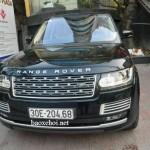 Đánh giá xe Range Rover Autobiography LWB Black Edition ở Hà Nội