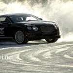 Siêu xe Bentley continental GT biểu diễn Drift đẹp mắt