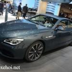 Hãng BMW tăng cường phát triển xe hạng sang chạy điện