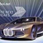 Kế hoạch siêu xe BMW concept Vision Next 100 đầy viễn tưởng