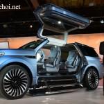Lincoln Navigator Concept mới thay đổi toàn diện