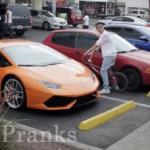 Sự thật về chàng trai siêu giàu lái Lamborghini Huracan tán gái xinh