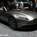 Siêu xe Aston Martin DB11 cho đặt hàng qua mạng internet