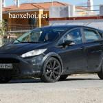 Bắt gặp Ford Fiesta 2017 khi đang chạy thử