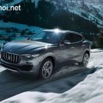 Maserati Levante 2017 giá khởi điểm từ 1,5 tỷ đồng