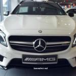 Mercedes GLA 45 AMG 2016 giá bán gần 4 tỷ đồng tại Thái Lan