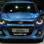 Đánh giá xe Chevrolet Spark LTZ 2016 giá gần 400 triệu ở Việt Nam