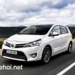 Xe minivan cỡ nhỏ Toyota Verso 2016 công bố giá bán