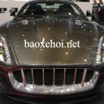 Ngắm siêu xe Aston Martin Vengeance độ bởi Kahn