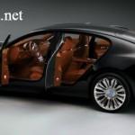 Sẽ có siêu xe Bugatti Chiron phiên bản sedan 4 cửa