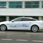 Jaguar XJ hybrid 2018 xe sang cho giới nhà giàu