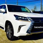 Đánh giá xe sang Lexus LX570 2016 cho đại gia Việt
