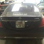 Xe siêu sang Maybach S600 tiếp tục về Nam Định