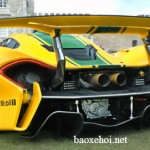 Nghe tiếng pô to nhất của những chiếc siêu xe đắt tiền