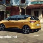 Xe gia đình Renault Scenic khó xếp hạng phân khúc xe