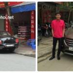 Siêu xe Bentley trùng biển đẹp xe Hyundai ở Lào Cai