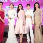 Á hậu Diễm Trang thừa nhận đang mang thai 3 tháng