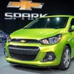 Xe Chevrolet Spark 2016 giá 200 triệu nhưng tiện nghi, đáng mua