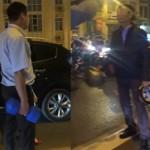 Diễn biến vụ tài xế dùng tạ đánh nhau trên đường