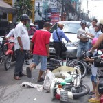 Những vụ va chạm giao thông đánh nhau trên đường gây xôn xao