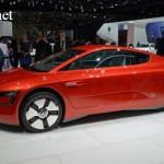 Ra mắt xe hybrid Volkswagen XL3 cạnh tranh cùng Toyota Prius