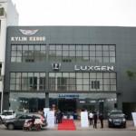 Khai trương showroom xe Luxgen đầu tiên ở Hà Nội