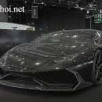 Siêu xe Lamborghini Huracan Jeddah độ bởi DMC trình làng