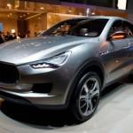 Video giới thiệu SUV hạng sang Maserati Levante tại Geneva 2016