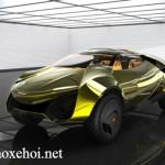 McLaren có thể tham gia thị trường siêu xe SUV