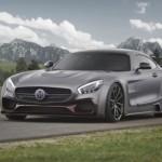 Siêu xe Mercedes AMG GTS độ toàn diện bởi Mansory