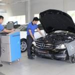 Chương trình tuần lễ vàng phục vụ khách hàng mua xe Mercedes