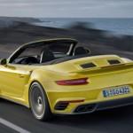 Giá bán Porsche 911 Turbo S 2016 ở Việt Nam từ 14,5 tỷ đồng