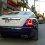 Đánh giá xe siêu sang Rolls-Royce Wraith chính hãng ở Sài Gòn