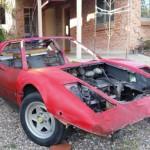 Siêu xe Ferrari 308 GTS QV giá chỉ 20 triệu đồng