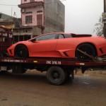 Siêu xe Lamborghini Murcielago đầu tiên tại Việt Nam giờ còn 1,5 tỷ đồng ?