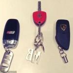 Danh sách xe có thể bị hack vì dùng chìa khóa thông minh