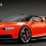 Xem trước hình ảnh siêu xe mui trần Bugatti Chiron Grand Sport