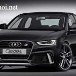Xe sang Audi A4 TDI 2016 động cơ tiết kiệm như xe điện