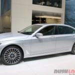 Xe sang cỡ lớn BMW 740e iPerformance siêu tiết kiệm trình làng
