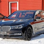 Xe sang BMW M7 mới hoàn toàn lộ ảnh chạy thử