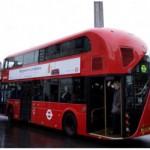 Xe buýt điện 2 tầng cỡ lớn hoạt động tại London Anh